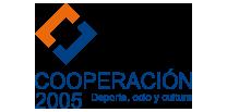 cooperacion 2005 logo