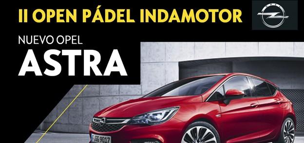Llega el gran evento de este primer trimestre en Ego Sport Center. El II Open de Pádel Indamotor que además será el campeonato provincial de Almería en categorías absolutas.