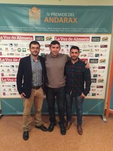 Premios andarax