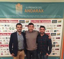 IV Premios Andarax