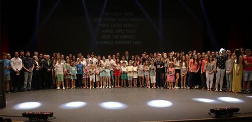 Gala PMD junto a Grupo Nexa