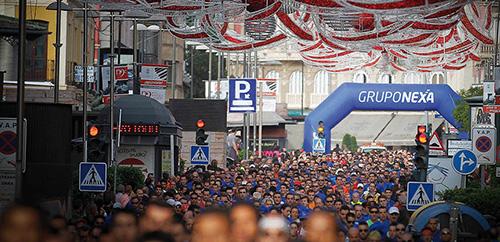 Media maratón Almería