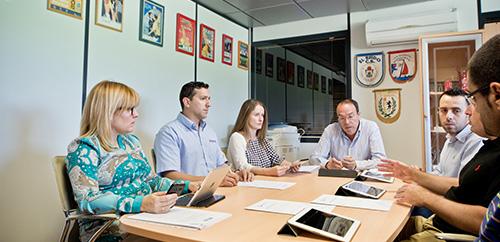 programa de grupos directivos