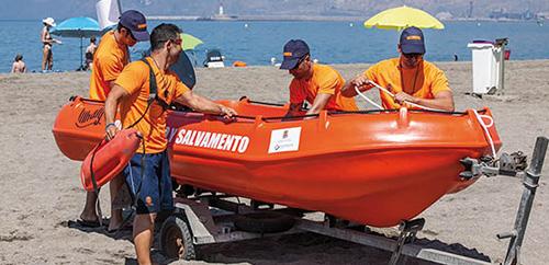 salvamento Almería