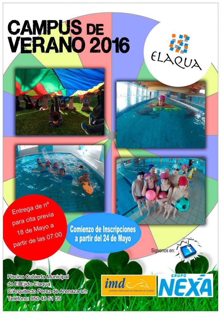 CAMPUS DE VERANO 2016 ELAQUA